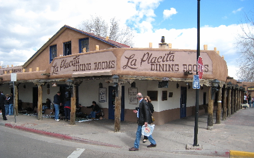 La Placita Restaurant Albuquerque Nm