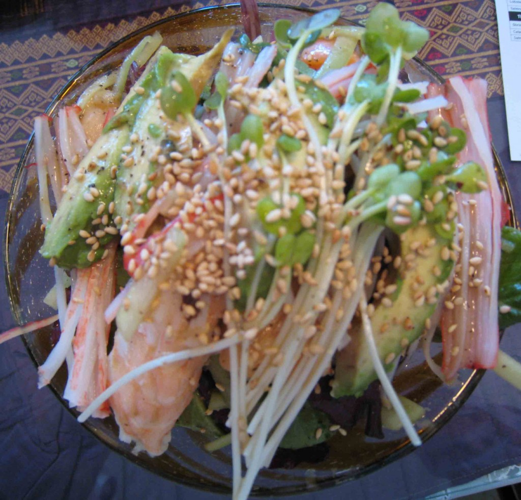 Japanese Ceviche