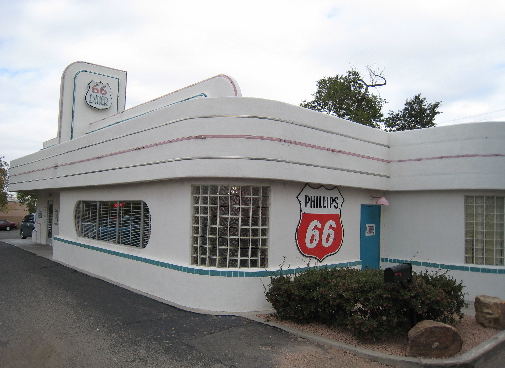 66 Diner Albuquerque New Mexico Gil S Thrilling And
