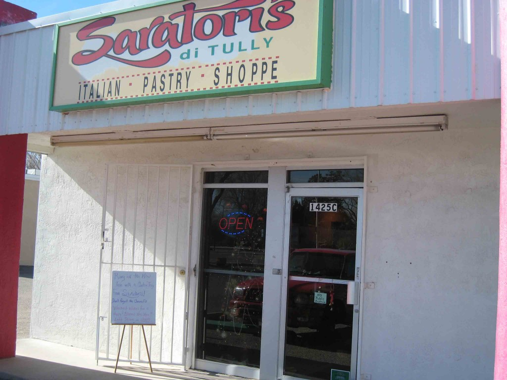 Saratori's of Tully, an Italian Pastry Shop