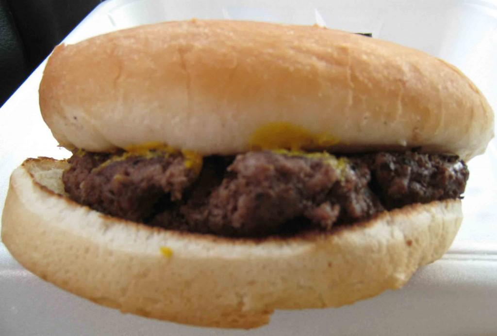 A Real Burger