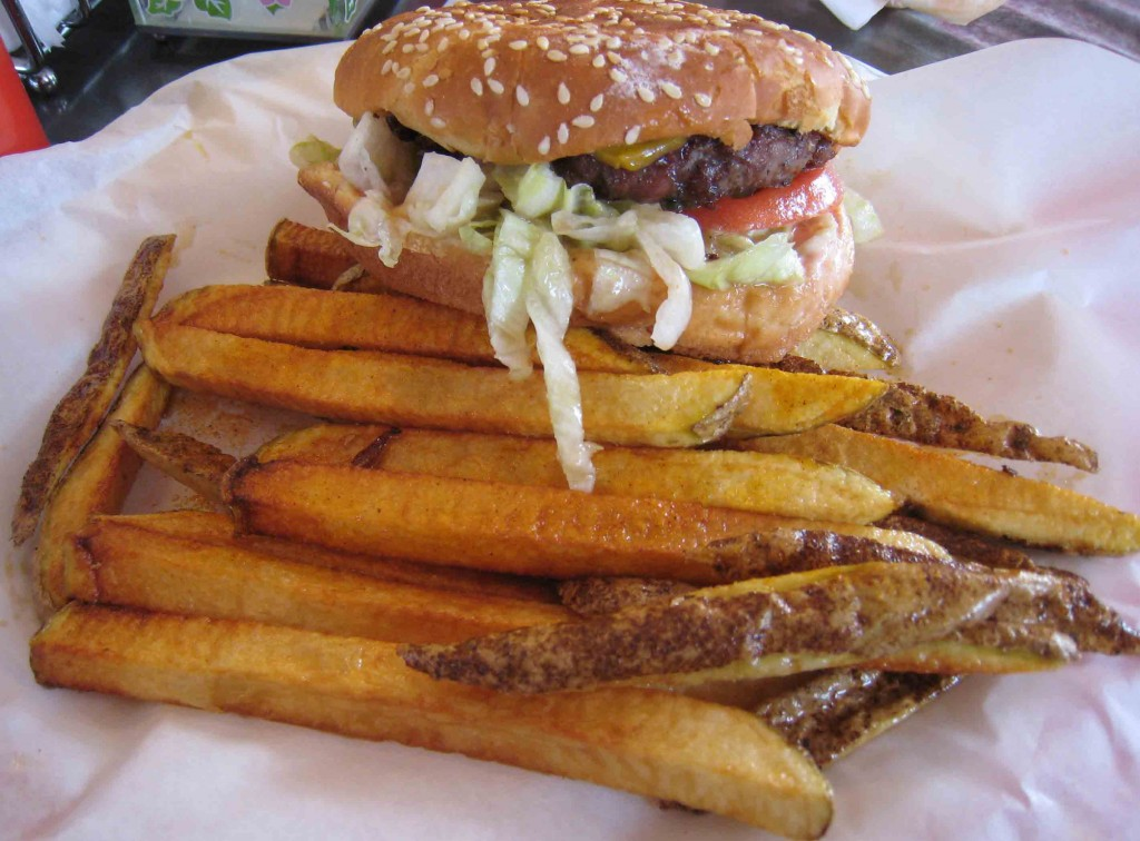 Charlie's Burgers & Mexican Food – Bernalillo, New Mexico (CLOSED)