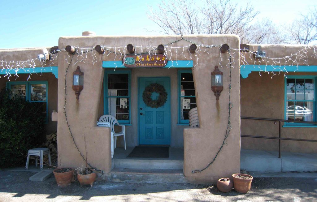 Kakawa Chocolate House in Santa Fe